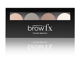 Brow Powder Selection - Light-Medium Brown