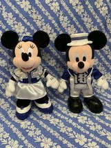Disney Mickey x Minnie Ambassador Hotel Plush Only For Guests Rare Japan... - $184.84