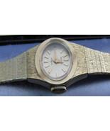 Waltham 17 Jewel Gold-Tone Woman's Watch - $35.00