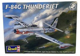 Revell F-84G Thunderjet 1:48 Scale Plastic Model Kit - $34.99