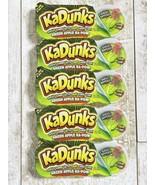 (5) KaDunks Chewy Sour Dippers Green Apple Ka-Pow 2oz - TikTok Candy - S... - $29.99