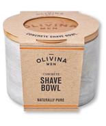 Olivina Men Concrete Shave Bowl - $35.00