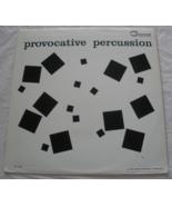 Provacotive  Percussion - LP - $9.50