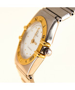 Omega Constellation Ladies Watch 23mm Steel and Gold BHS - $1,859.21