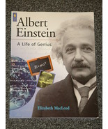 Albert Einstein A Life of Genius by Elizabeth MacLeod - $1.00