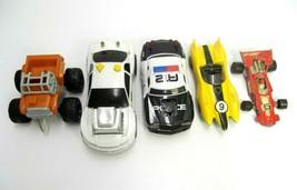 Lot Of 5 Large Cars Truck Ridemakerz Matchbox Speed Kings 1971 Lightning Toys - $11.39