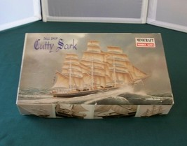 Minicraft Cutty Sark Tall Ship 1/350th Scale Contents Sealed - $11.00