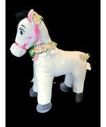 "Disney Store Sampson Horse Plush Stuffed Animal Sleeping Beauty 15"" tall... - $24.74"