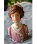 Avon Porcelain Fashion Silhouette Thimble 1982 ... - $9.99