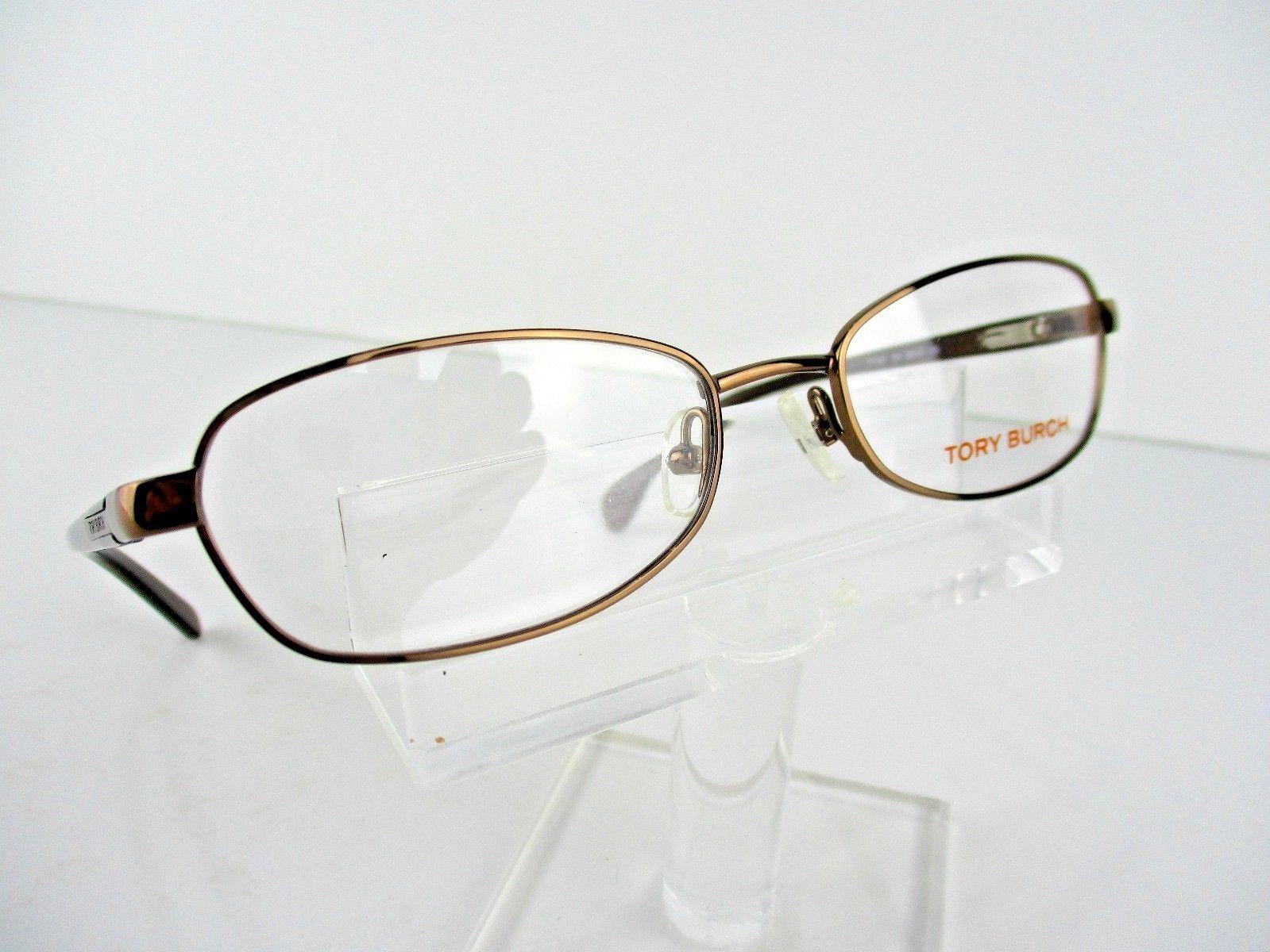 NEW Tory Burch TY 1021 (104) Brown 50 x 17 135 mm Eyeglass Frames - $54.66