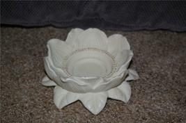 PartyLite Magnolia Pillar Holder Party Lite - $9.99