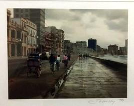 Steve Solinsky fine art color photo framed matted Ektacolor print vinta... - $100.00