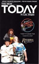 RIVIERA COMEDY CLUB @ TODAY in Las Vegas June 2010 - $5.95