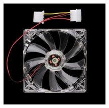 Sleeve Bearing Technology Fans 4 LED for Computer PC Case Cooling 120MM AE8