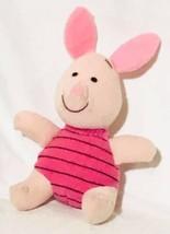 "Disney Winnie The Pooh Piglet Keychain Bean Plush 4"" - $14.84"