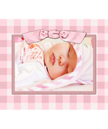 Your Babys Photo Sublimated to Fleece Blanket  - $45.00