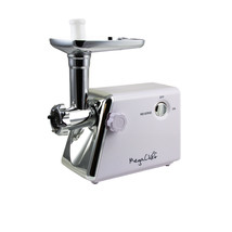 Mega Chef 1200 Watt Ultra Powerful Automatic Meat Grinder for Household Use - $53.61