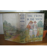 THE TWINS IN THE SOUTH 1920 BARSE DJ - $14.50