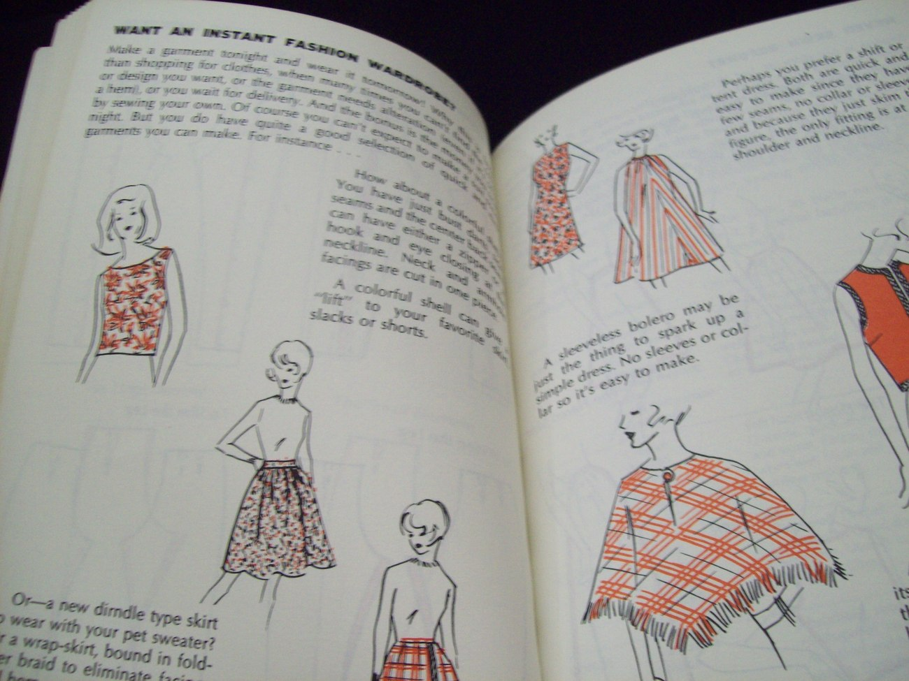 INSTANT SEWING Guide Book