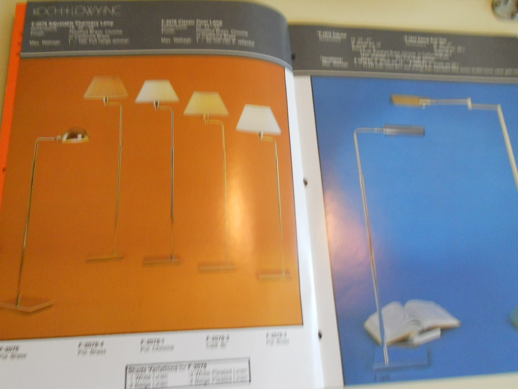 Koch +Lowy Lighting Catalog