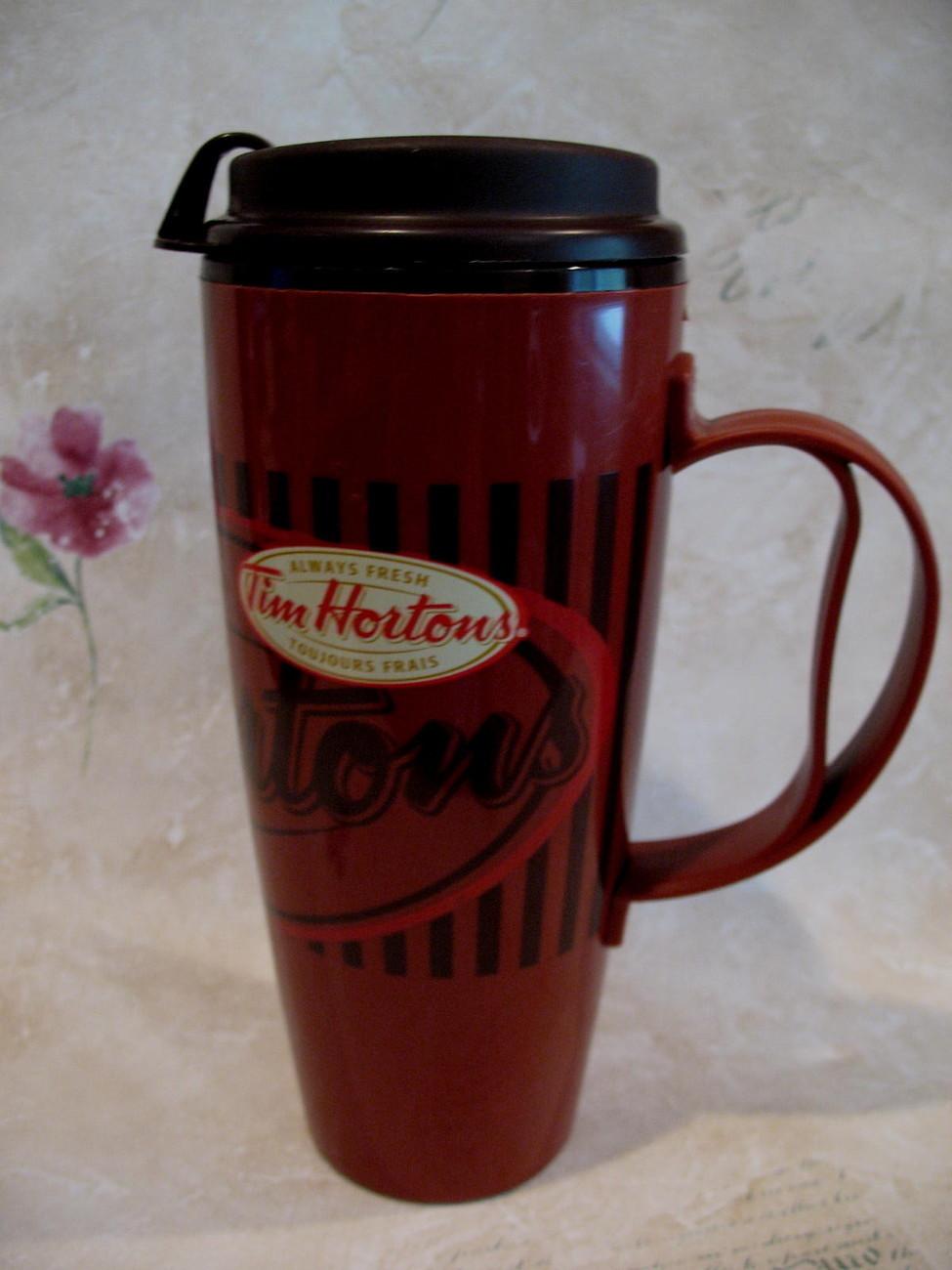 Tim Hortons Coffee Travel Cup Mug Always Fresh Souvenir ...