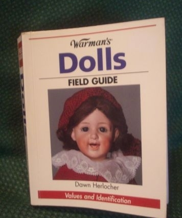 Warmans 2006 Dolls Field Guide Good Reference PB Book GC