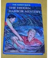 Vintage Hardy Boys Book The Hidden Harbour Mystery #14 Frank - $13.29 CAD