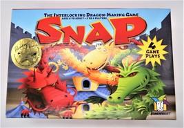 Snap The Interlocking Dragon Making Family Card Game Gamewright - $20.00