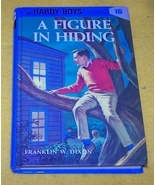 Vintage Hardy Boys Book A Figure In Hiding Mystery # 16 - $10.00