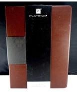 """Platinum Premium Folio Case Apple iPad Pro 12.9"""" Brown leather MP-DPDP1LFR - $13.36"""
