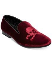 Steve Madden Men's Cranium Velvet Smoking Slippers Men's Shoes, Size: 11.5 - $79.99
