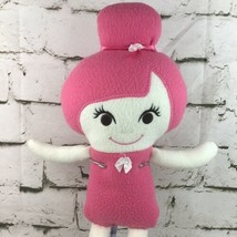 Addison Plush Doll All Things Cotton Soft Rag Stuffed Toy Ballerina Whit... - $11.88
