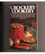 Crockery Cookery 262 Tested Slow cooker Recipes - $3.00