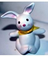 Vintage TAKAHASHI Miniature Rabbit/Bunny Figurine // EASTER Decor - $7.00