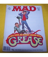 Vintage Mad Magazine March 1979 Vol. 1 # 205 Grease - $10.00
