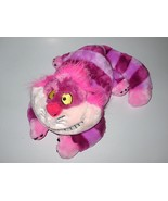 Disney Store Plush Alice in Wonderland Cheshire Cat Grinning - $14.89