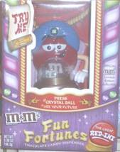 2008 M&M's RED-INI Fun Fortunes Collectible Limited Edition Candy Dispenser - $30.00