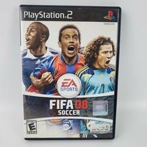 FIFA 2008 Playstation 3 PS3 Complete CIB w/ Box, Manual - $3.00