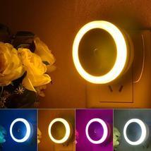 Sensor Night Light Plug In Sensor Light EU / US Plug Luminaire Led Lamp Baby Nig - $5.99+