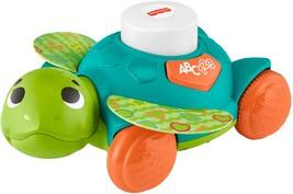 Fisher-Price Linkimals Sit-to-Crawl Sea Turtle, Light-up Musical Crawlin... - $40.00