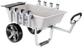 Gorilla Carts Yard Cart 5 cu. ft. Foldable Movable Tray Aluminum Frame W... - $3.608,99 MXN