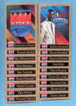 1990/91 Skybox Sacramento Kings Basketball Team Set  - $2.50