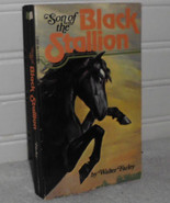 Son of the Black Stallion by Walter Farley Vintage 1947 renewed 1975 Horse  - $8.00