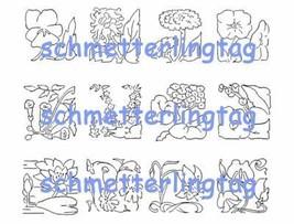 Depression Era Embroidery Flower Transfers McKim Flowers Quilt 1930s Patterns - $4.99