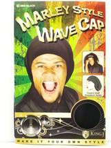 KING.J MARLEY STYLE WAVE CAP HAT FOR DREADLOCKS (084-083) - $6.99
