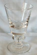 """Val St. Lambert Empire Wine Goblet 4 1/2"""" - $32.56"""