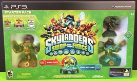 Skylanders Swap Force Starter Pack PS3 New Gift Collectible - $14.96
