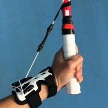 Tennis Trainer Practice Serve Ball Correct Wrist Posture Exercise Traini... - $65.84