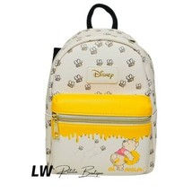 Loungefly/Disney Winnie the Pooh Honey Bees 'Oh Bother!' Mini Backpack - $88.06