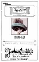 MILLINERY Book Flapper Era Hat Making Make Hats 1926 Milliner Guide Manual - $14.99